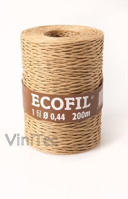 Ecofil binddraad 1 x 0,44 mm -  rol 200m