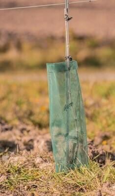 Boomnetje 50 cm , groen met fijne mazen - per 50 stuks