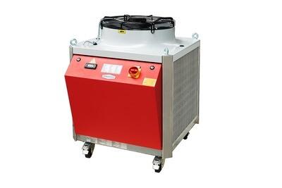 Chilly MAX koelunit (400V) voor proceswater van +40°C tot -10°C