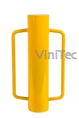 Palendammer 15 kg - ø 14 cm voor metalen wijngaardpalen