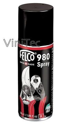 Felco 980 smeer- en reinigingsspray