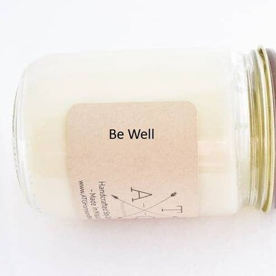 Be Well Candle Soy