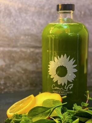 16 oz. Green Glory Juice