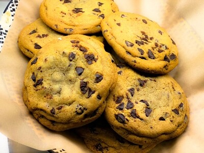 Chocolate Chip Cookie (no nuts)