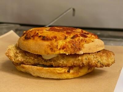 Chicken basil sandwich