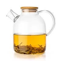 Large Glass Teapot Kettle