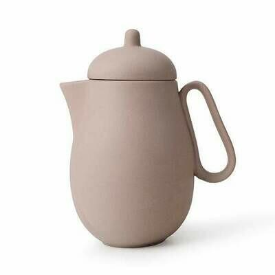 Nina Teapot Brown