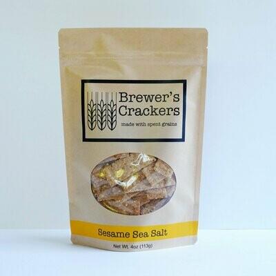 Crackers Sesame Sea Salt