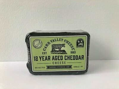 12 years old Cheddar