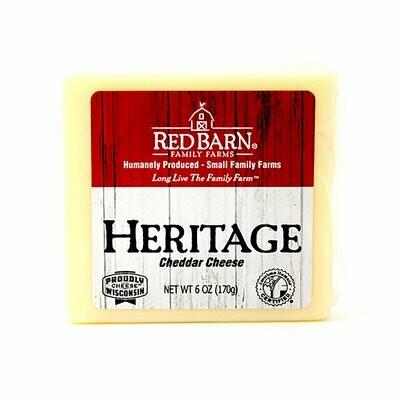 Heritage White Cheddar