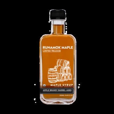 Apple Brandy Barrel Aged Syrup