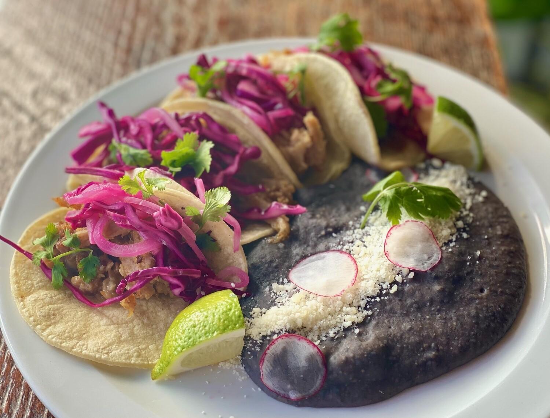 APRIL 6-APRIL 9 /  Carnitas Tortillas AND Sopa de Fideo