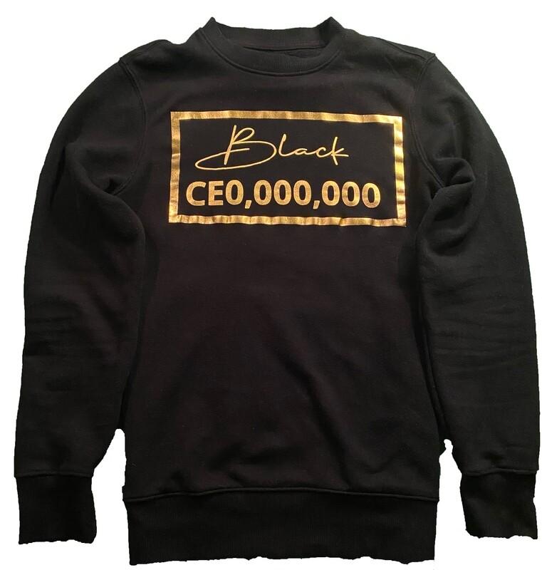 Black CEO - Sweatshirt