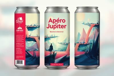 Apéro sur Jupiter - Canette 473 ml