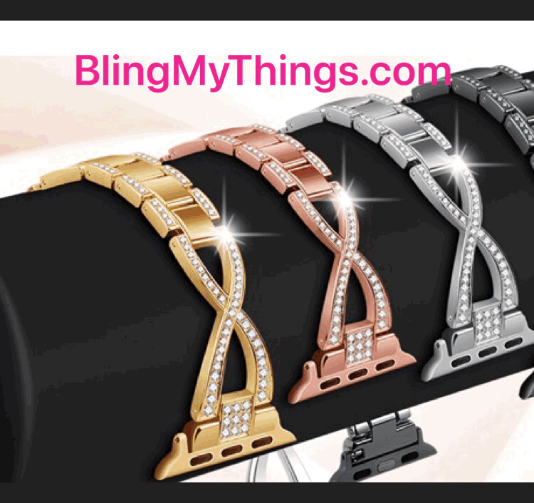 Blingy Apple Watch Band