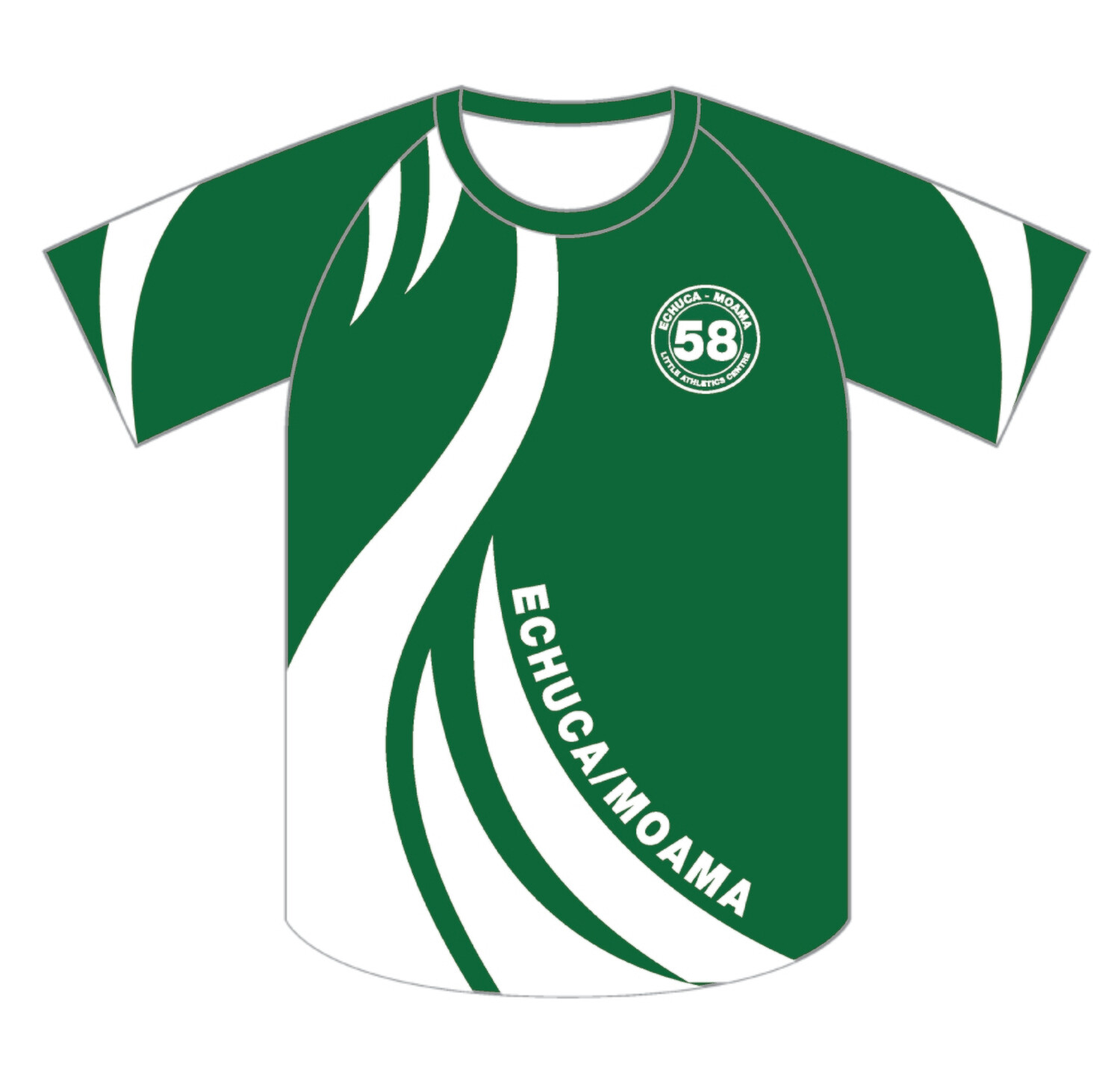 Training/Warm Up T-Shirts - WITH/WITHOUT NAME - PRE ORDER ONLY