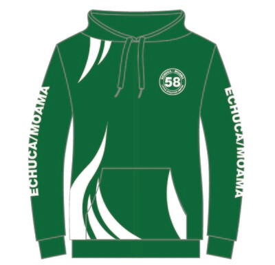 HOODIE - WITH/WITHOUT NAME - PRE ORDER ONLY