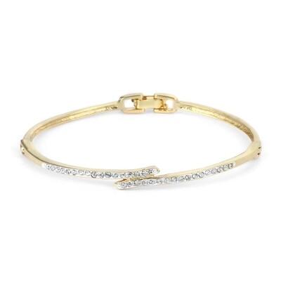 Estele Elegant Gold Plated Bracelet