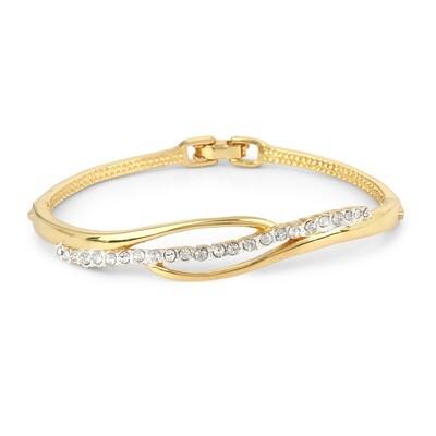 Estele Two Tone Bracelet