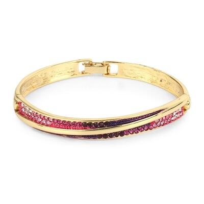 Estele Fuchsia Metallic Bracelet