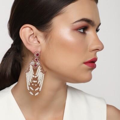 Estele Cultured Pearls Drop