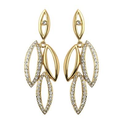 Estele Diamante Stone Earrings