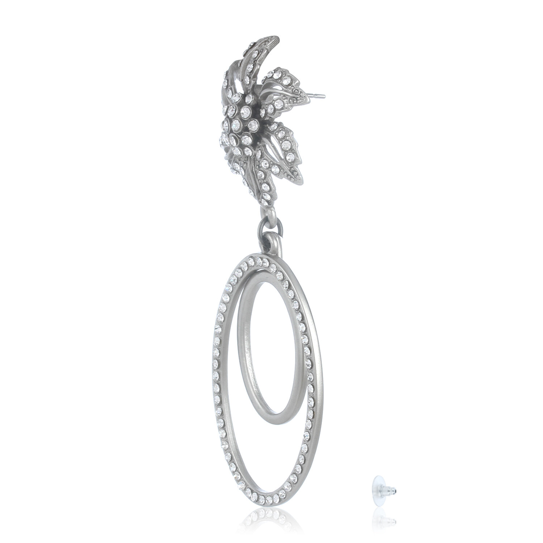 Estele Diamond Fling Earrings