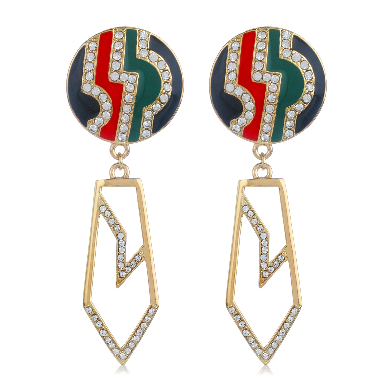 Estele Deco Light Earrings