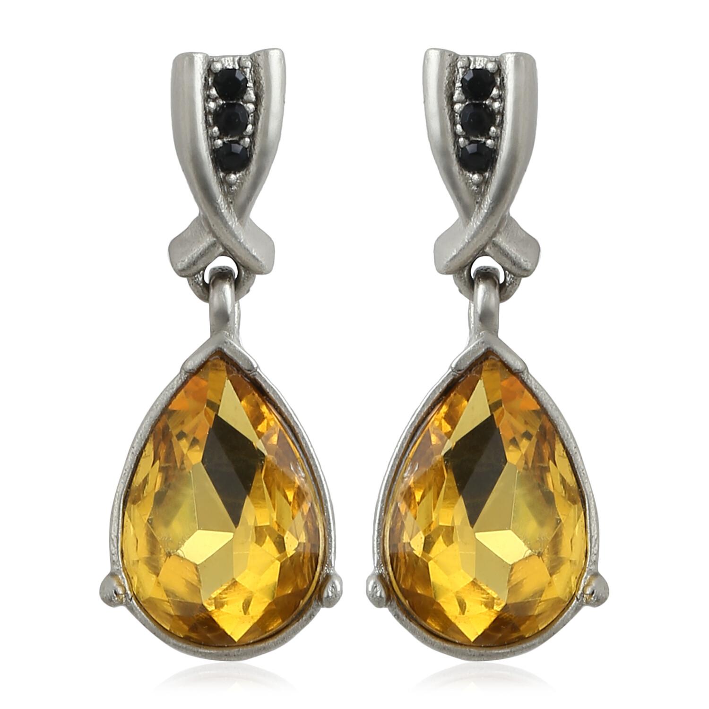 Estele Honey Drop Earrings