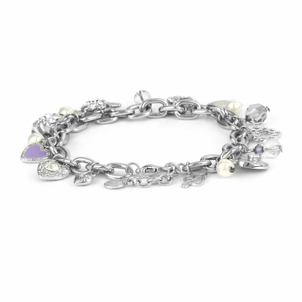 Pretty Charm Bracelets