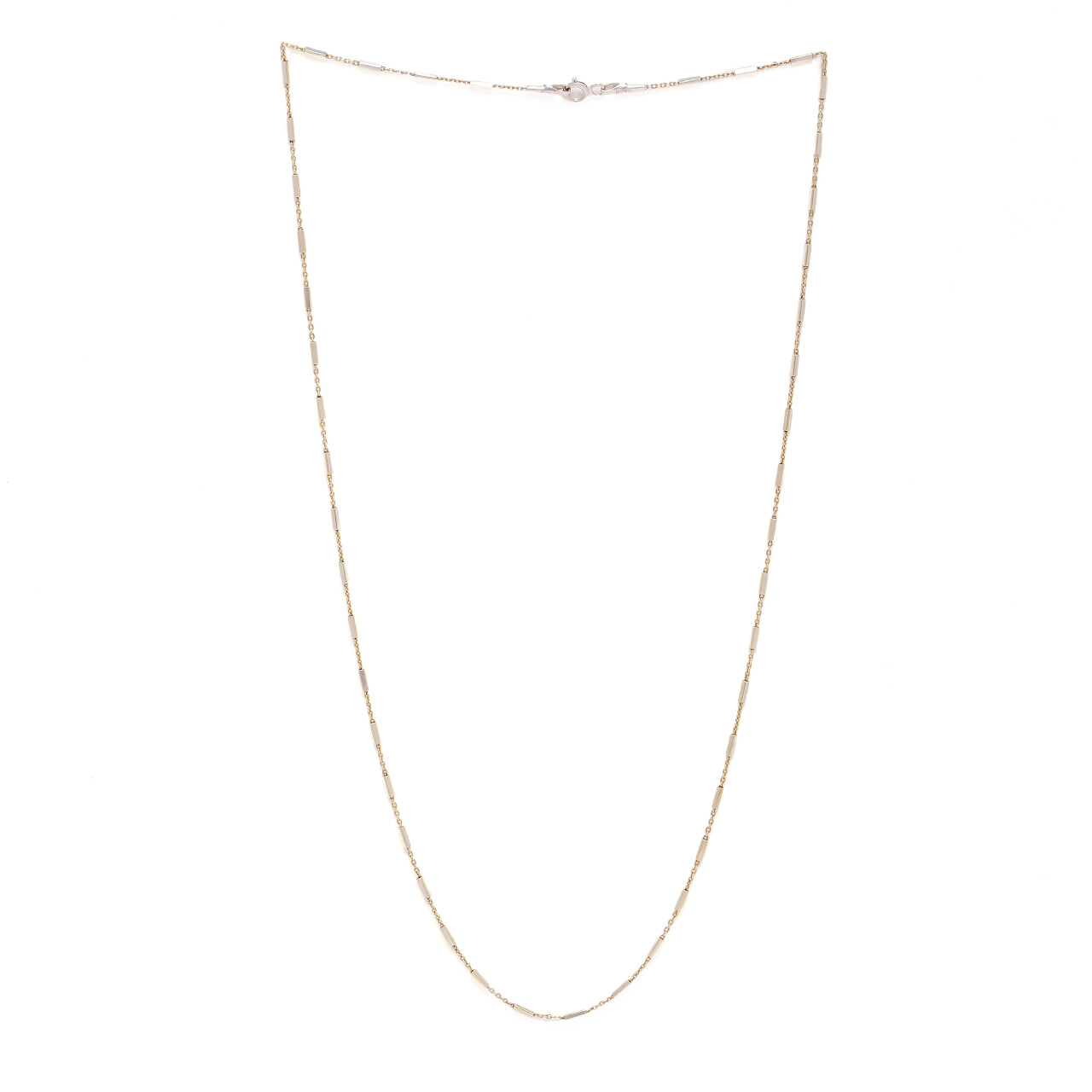 IndusDiva Box Design Italian Necklace Chain