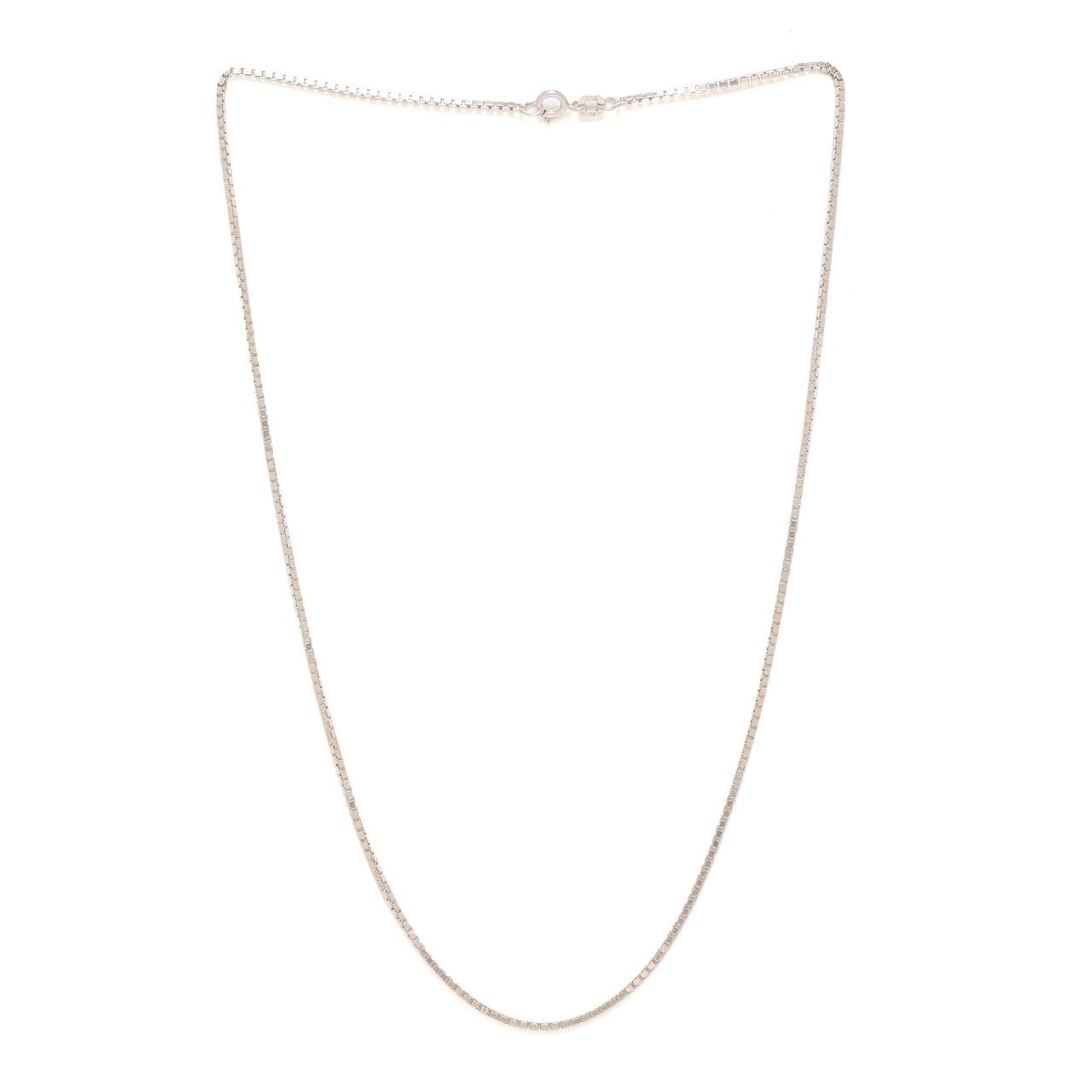 IndusDiva Box Design Necklace Chain