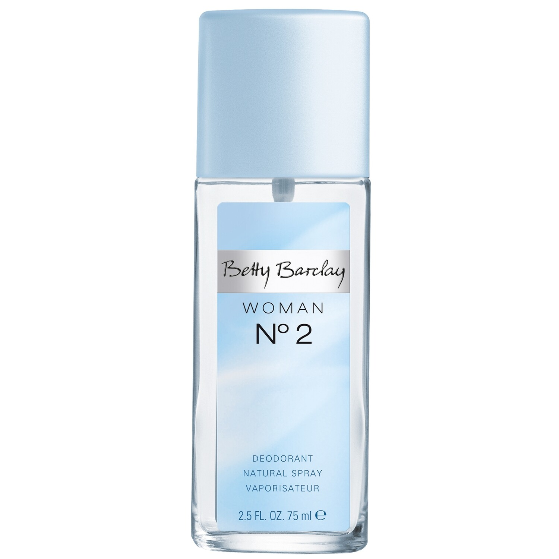 Betty Barclay Woman No.2 Deodorant Natural Spray 75ml
