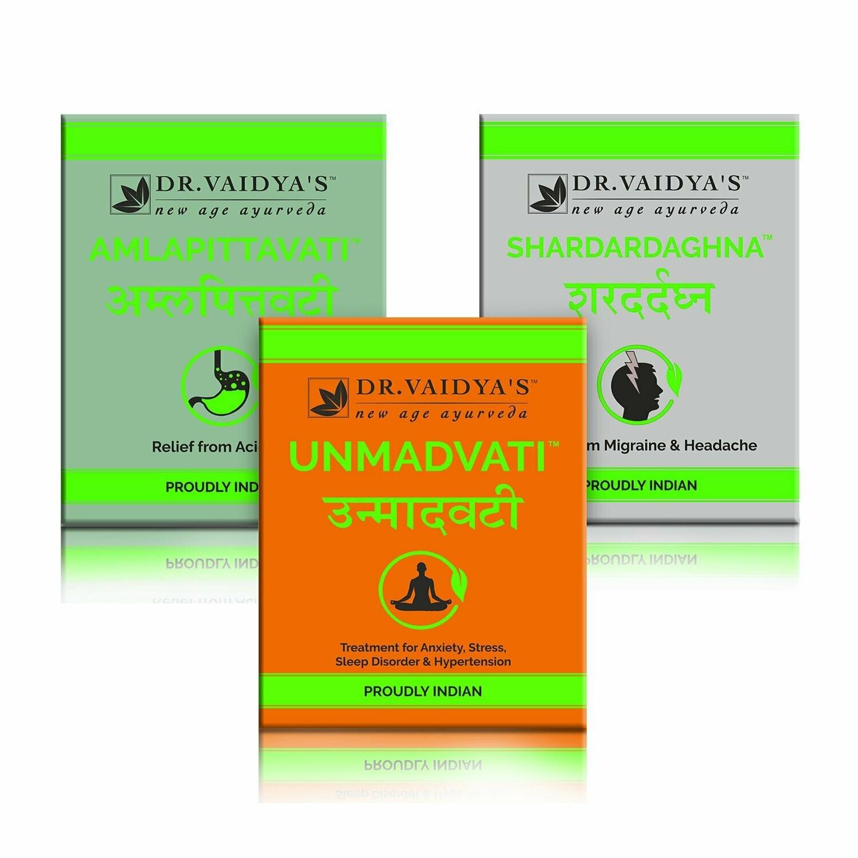 Dr. Vaidya's Migraine Pack