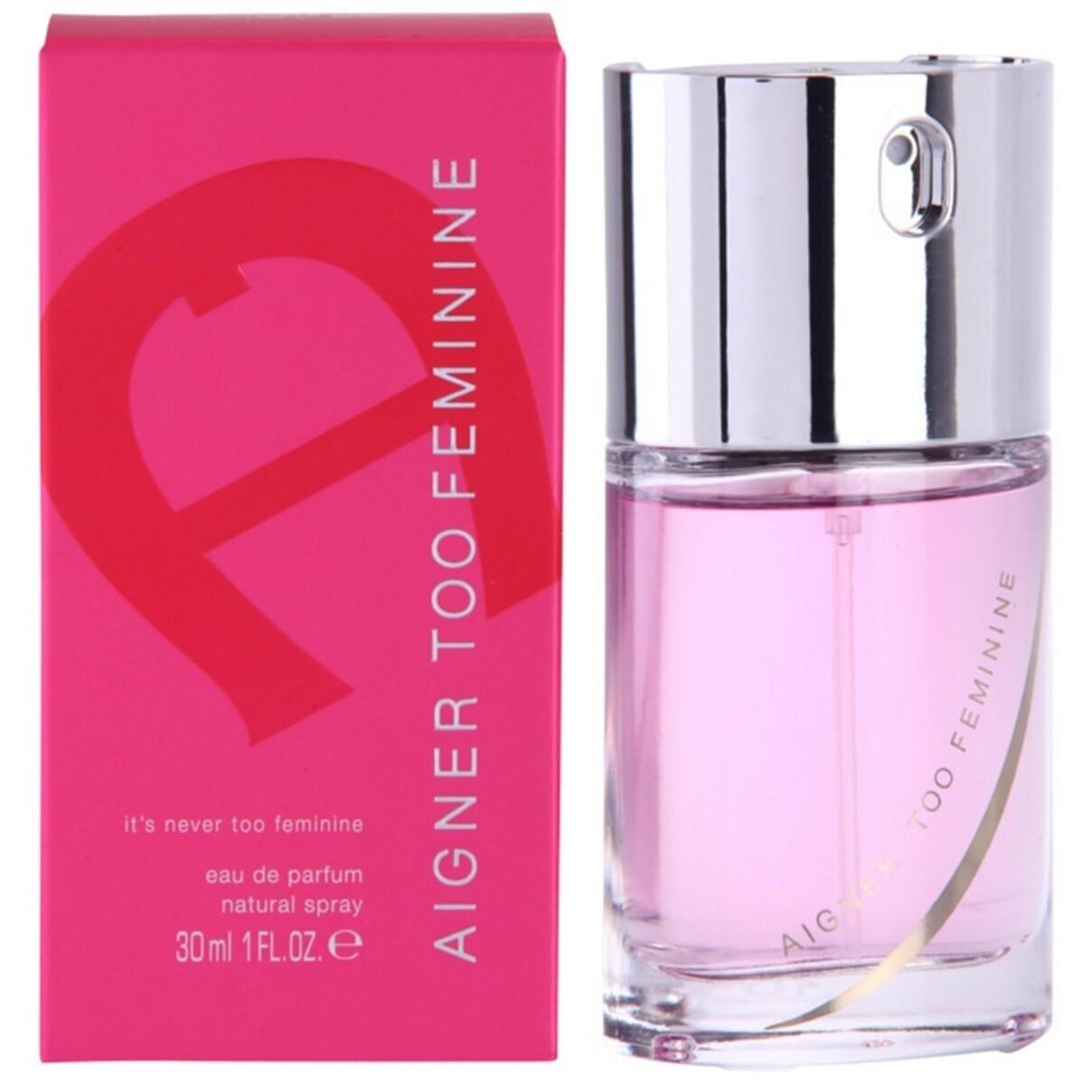 Aigner Too Feminine Eau de Perfume 30ml