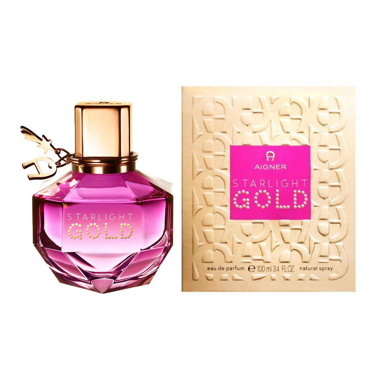 Aigner Starlight Gold Eau de Parfum 100ml