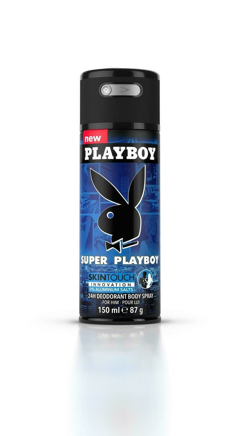 Playboy Super Deodorant Spray 150ml