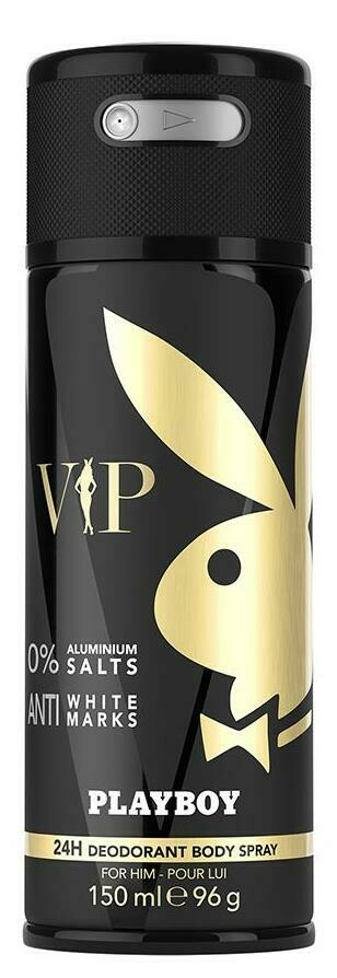 Playboy Vip M Deodorant Spray 150ml