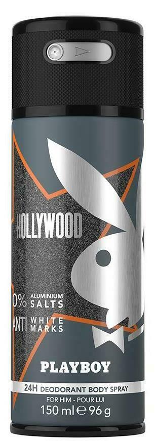 Playboy Hollywood M Deodorant Spray 150ml