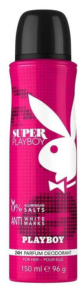 Playboy Super Women Deodorant Spray 150ml