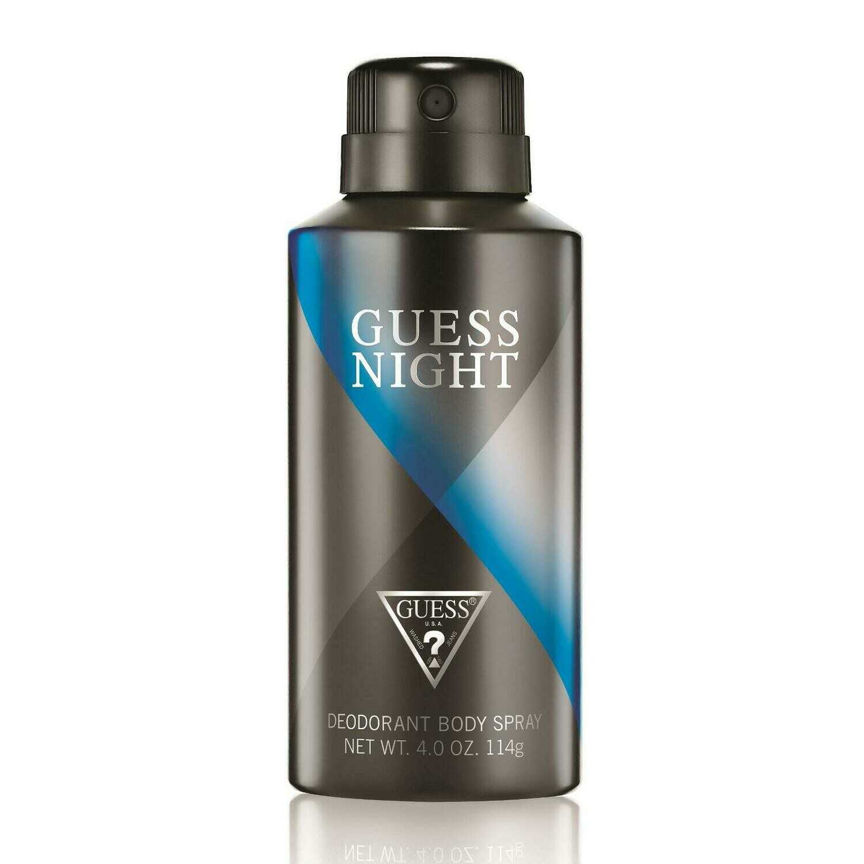 Guess Night Deodorant Spray 96Gm