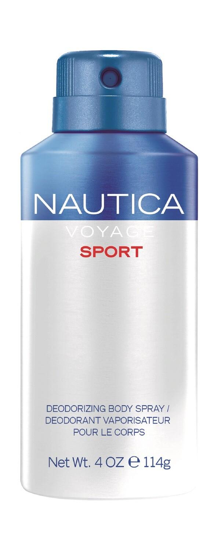 Nautica Voyage Sport Man Deodorant Spray 150ml