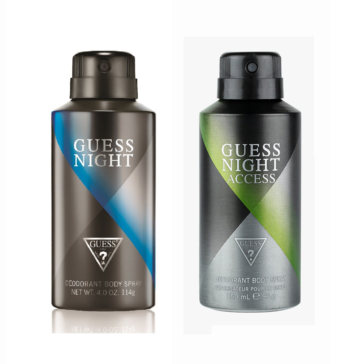 Guess Night + Access Deo Combo Set - Pack of 2