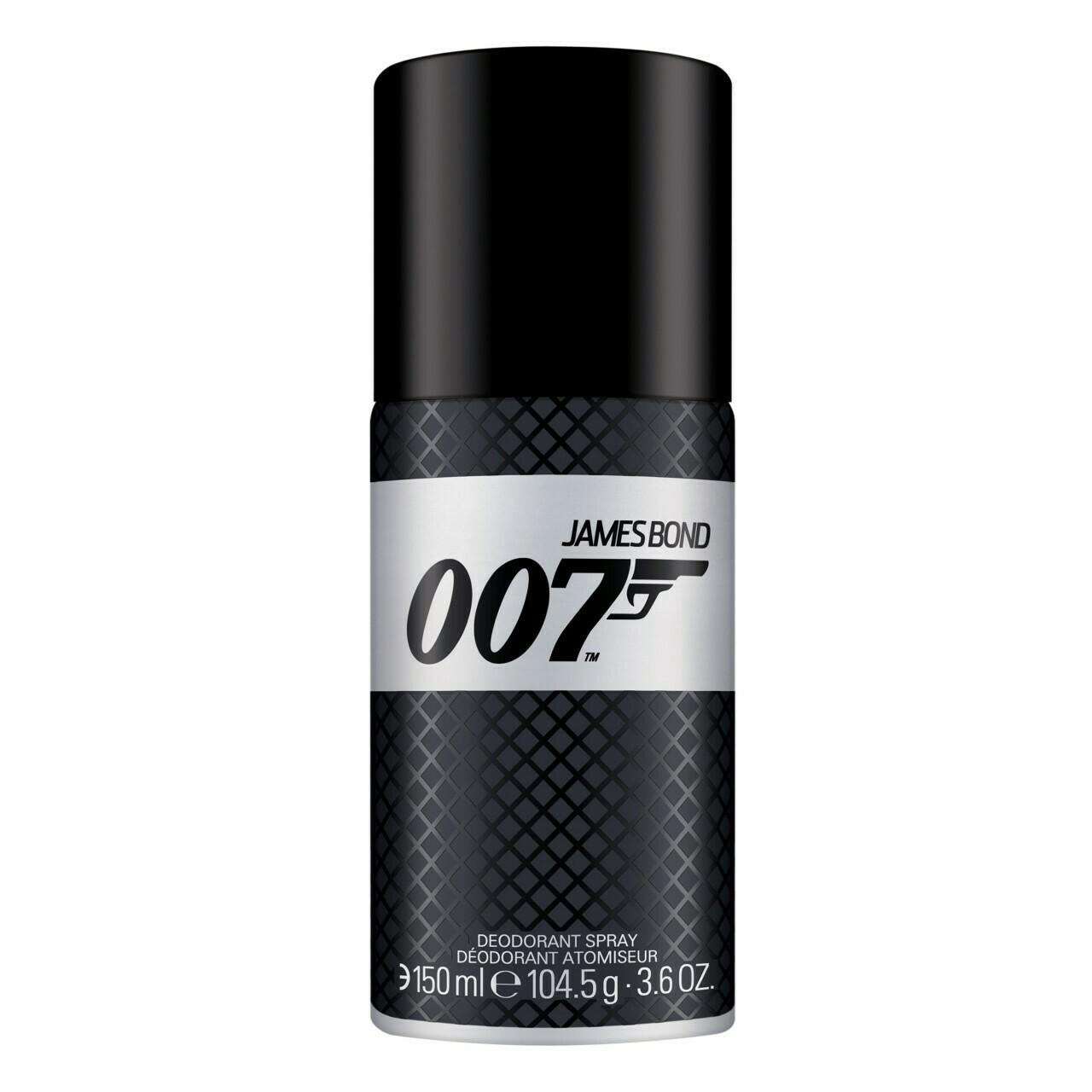 James Bond 007 Deodorant for him 150ml