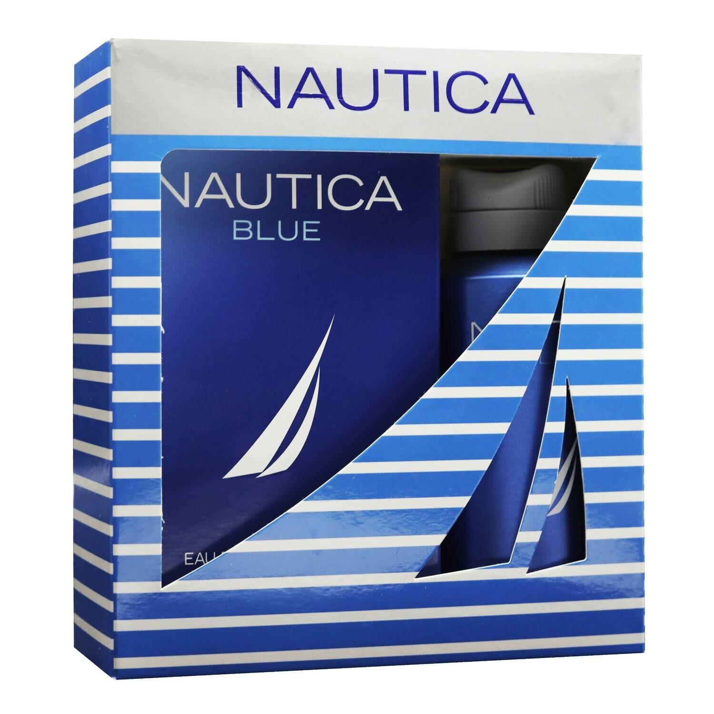 Nautica Blue Gift Set (Eau de Toilette 100ml + Deo 150ml)