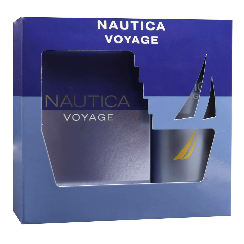 Nautica Voyage Gift Set (Eau de Toilette 100ml + Deo 150ml)