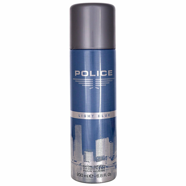 Police Light Blue Deodorant Spray 200ml