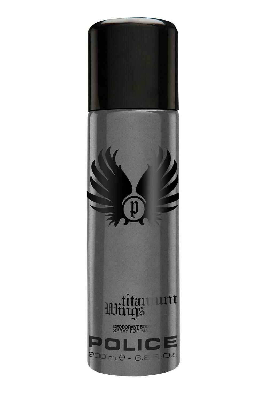 Police Wings Titanium Deodorant Spray 200ml
