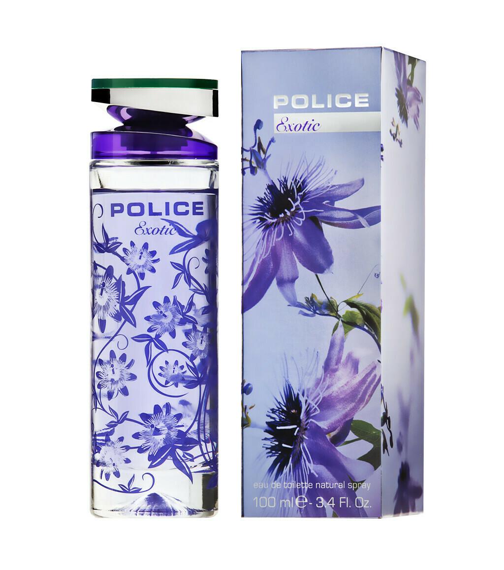 Police Exotic Femme Eau de Toilette 100ml