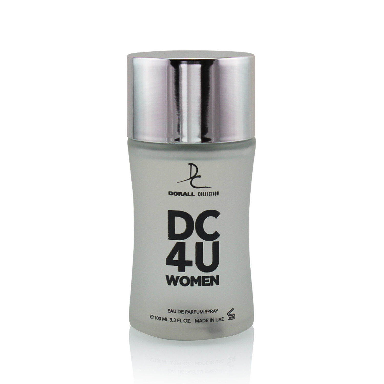 Dorall Collection DC 4 U Eau de Toilette For Women 100ml
